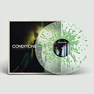 Fluorescent Youth (10 Year Anniversary Edition) [Clear w/ Green Splatter]