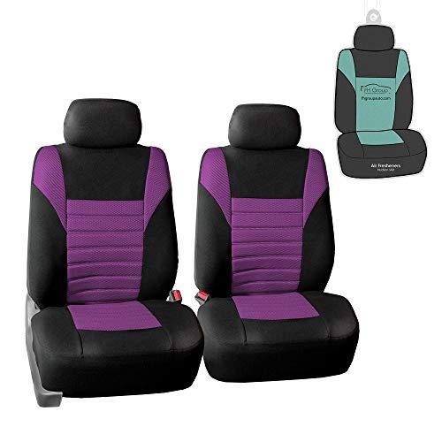 monogram headrest covers - 8