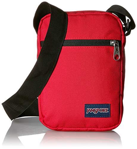 JanSport Weekender Crossbody Mini Bag Red Tape