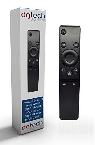 DigitalTech - Mando de sustitución para televisores Compatible Samsung 4K TV BN59-01259B BN59-01259E BN59-01260A BN59-01241A BN59-01265A BN59-01266A