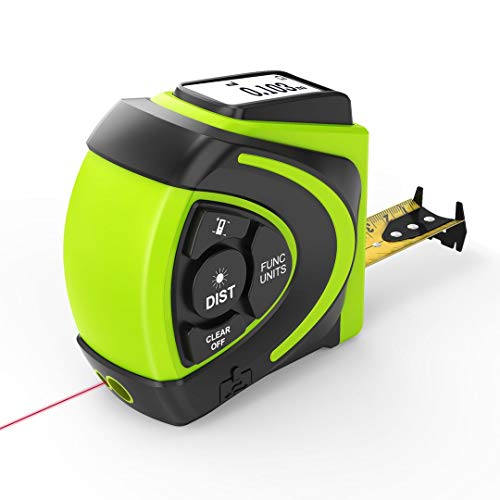 which is the best laser tape measure in the world