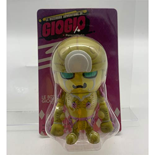 JoJo's Bizarre Adventure pop Figura Gold Experience(SP Ver.) Panson Works Vinly Nendoroid Chibi
