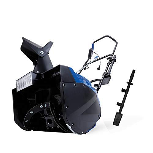 Snow Joe SJ622E Electric Single Stage Snow Thrower | 18-Inch | 15 Amp Motor