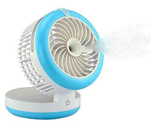 Ventilateur vaporisateur d'eau...