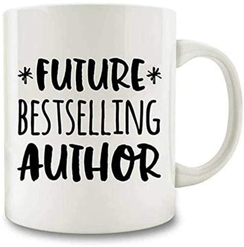 Zukünftiger Bestseller Schriftsteller Kaffeetasse (301-400Ml)