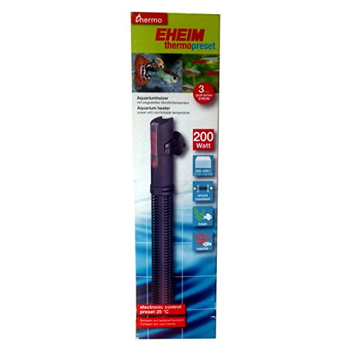 Eheim–thermopre Juego Acuario calefactor–200W