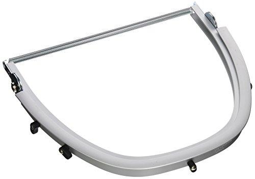 MCR Safety 102 Safety Headgear Bracket, Aluminum, 1-Pack, 1-Pair