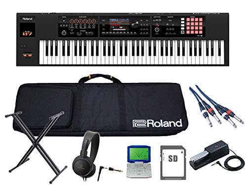 Roland ミュージック ワークステーション シンセサイザー FA-07 Super Complete Set 2