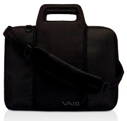 Sony Vaio VGPE-MBT01 Notebook Tragetasche für Geräte bis 39,1 cm (15,4 Zoll) schwarz