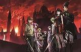 28x43cm Anime Akame ga Kill! Poster-Room Decoration-Cafe Bar-Home Decoration Theme, 11x17inches