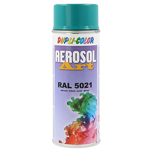 Duplicolor 722592 Aerosol Art RAL 5021 Brillant 400ml