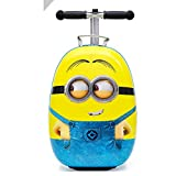 """Kid' Scooter Luggage Case ?20"""" Ride-on Scootcase for Boys..."""