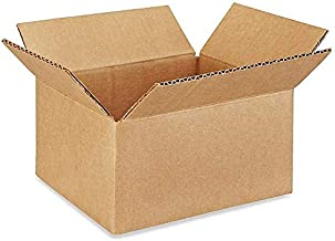 Perfect Stix Shipping Boxes Mailers 8x6x4 inches Cardboard S