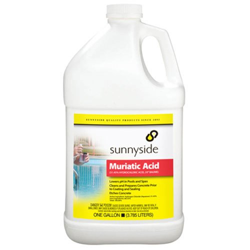 Sunnyside Muriatic Acid