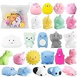 POKONBOY 25 Pack Mochi Squishy Toys-Mini Squishy Toys...
