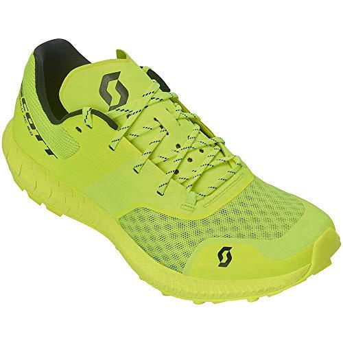 Scott W Kinabalu RC 2.0 Shoe Gelb, Damen Laufschuh, Größe EU 38.5 - Farbe Yellow