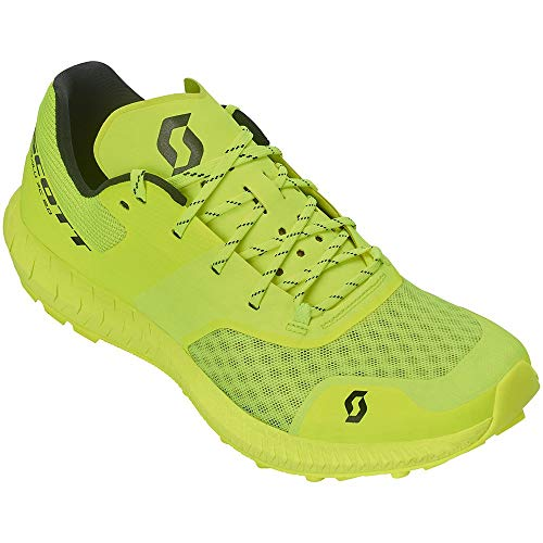 Scott W Kinabalu RC 2.0 Shoe Gelb, Damen Laufschuh, Größe EU 39 - Farbe Yellow