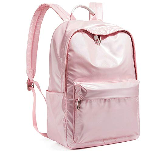 CMZ Backpack Middle School Student Schoolbag Light Backpack high School Sweet Simple Backpack Men and Women Backpack