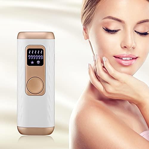 Vogvigo PRO IPL Dispositivo de depilación, sistema de depilación indoloro con flash...