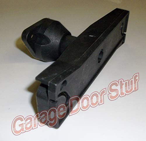 Review Of Garage Door Lock-Inside Release Handle- Black Plastic Direct Replacement