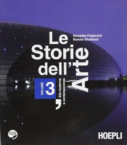 Le storie dell'arte (Vol. 3)