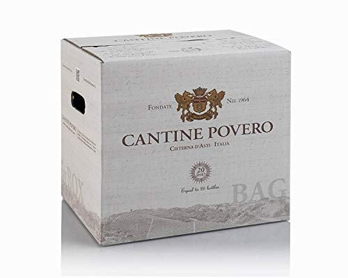 Vino rosso Bag-in-Box