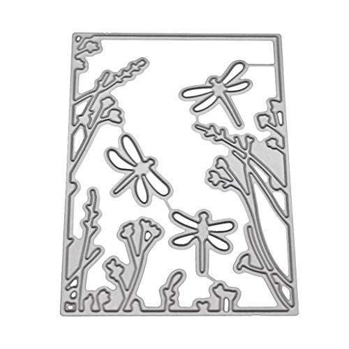 VEFSU Die Cuts Scrapbooking Cutting Dies Metal Set Kit for Cardmaking #03272, Accessories for Big Shot and Other Cutter Machine (C) (Best Way To Sell Antique Guns)