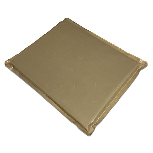 yolö creative 38 centimetri x 38 centimetri teflon (ptfe) cuscino per i grandi indumenti per adulti - elimina rientranze pressing