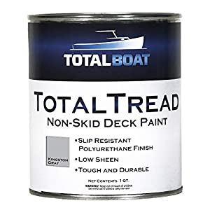 TotalBoat TotalTread Non Skid Deck Paint