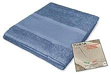 Tex family Tosca - Juego de toallas de rizo de tela aida para bordar punto de cruz 1 + 1 para cara e invitados – Avio