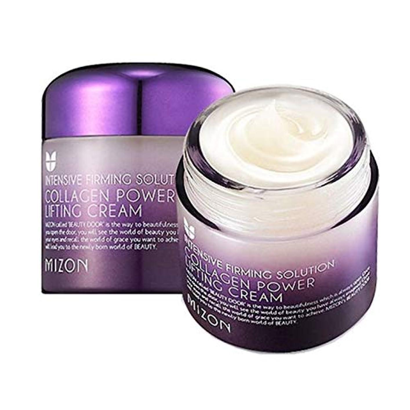 メーター症状バッジMIZON Collagen Power Lifting Cream (並行輸入品)