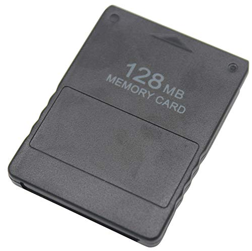 Generic 128 MB Storage Space Memory Card Unit Data Stick Compatible for Sony PS2 Console Video Game [Importación Inglesa] [video game]