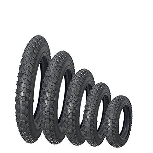 PXBHD Neumáticos para Bicicletas para niños 12/14/16/18/20 X2.4 BMX Neumáticos Neumáticos Bicicletas Piezas de Bicicleta Adecuadas para BMX (Color : 14X2.4 Tire)