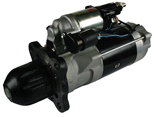 Rareelectrical NEW 24V STARTER COMPATIBLE WITH CATERPILLAR PIPELAYER 583K 1983-1989 3T2783 3T2784 3T8452 7T9162 9G6096 1109833 1109834 8200480 10461150 10461190 10461379 10478850 10478861 DXS1460