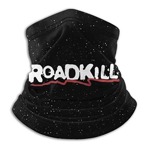Roadkill Multifunctional Tube Headwear Warm Neck Scarf