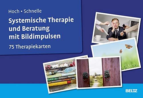 Systemische Therapie und Beratung mit Bildimpulsen: 75 Therapiekarten. Mit 32-seitigem Booklet (Beltz Therapiekarten)