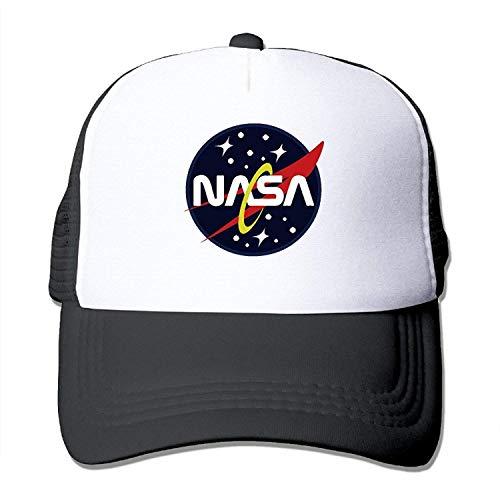 angwenkuanku Die NASA-Maschen-Hut-Fernlastfahrer-Baseballmütze herrliches 25301