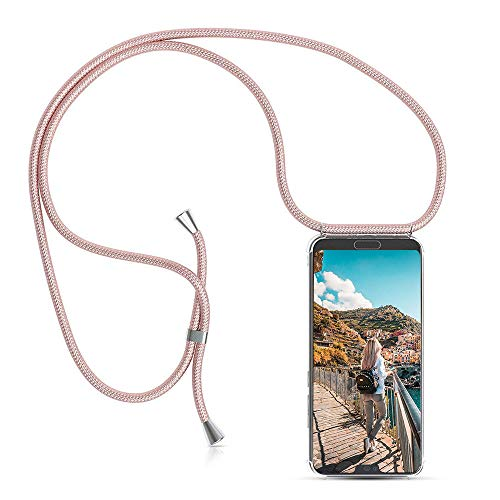 XCYYOO Carcasa de movil con Cuerda para Colgar iPhone 7 Plus【Versión Popular 2019】 Funda para iPhone/Samsung/Huawei con Correa Colgante para Llevar en el Cuello -Hecho a Mano en Berlin