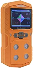 Monland PLT850 Vier-in-Één Gas Detector Brandbaar Zuurstofwaterstofsulfide Koolmonoxide Alarm