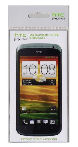 HTC SP P780 Displayschutz für One S (2 Stück) blister