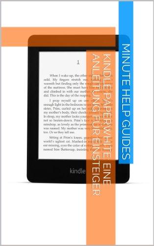 Kindle Paperwhite: Eine Anleitung für Einsteiger