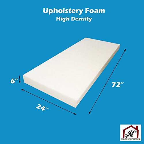 Find Discount Mybecca Upholstery Foam Cushion Density Seat Replacement, Upholstery Sheet, Foam Paddi...