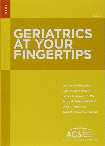 Geriatrics at Your Fingertips 2016