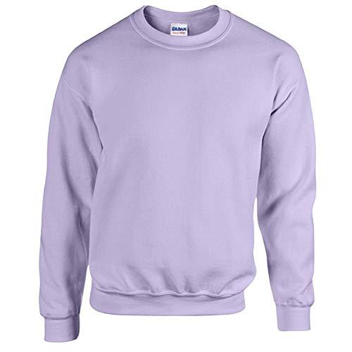 Gildan - Heavy Blend Sweatshirt - bis Gr. 5XL / Orchid, XXL