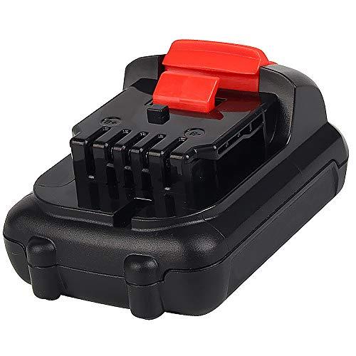 XITAIAN 12V MAX 3000mAh DCB120 Batería de Reemplazo para DeWalt DCB120 DCB121 DCB123 DCB127 DCB127-2 DCD710 DCD700 DCF610S2 DCF805 DCR006