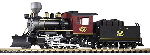 Piko 38224 G-US Dampflok Mogul Tender C und S mit Sound, Schienenfahrzeug