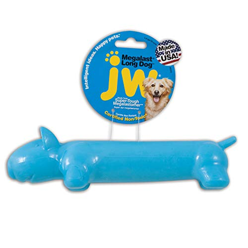 JW Pet Company Megalast Long Dog Dog Toy Large Colors Vary