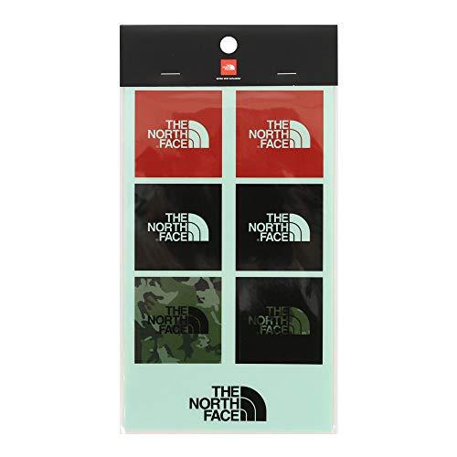 [ザノースフェイス] ロゴステッカー TNF Logo Sticker マルチ 日本 F (FREE サイズ)