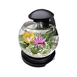 Tetra 1.8 Gallon Waterfall Globe Aquarium Kit - best toys for 14 year old girls