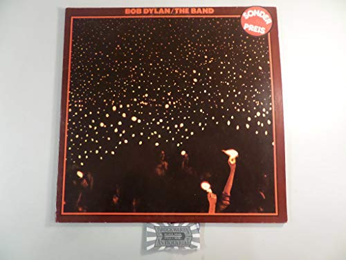 BOB DYLAN / THE BAND / Before The Flood / 1974 / Klapp-Bild-Hülle / ASYLUM RECORDS # AS 63 000-1/2 / Deutsche Pressung